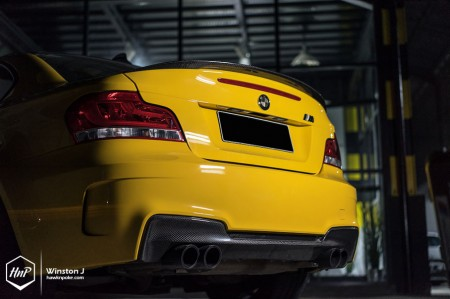 1mbbsyellow-24 (Intensely Uncommon // BMW 1M on BBS)