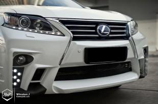 aimgainrx-01 (Posh Cruiser // Aimgain Lexus RX on Vossen)