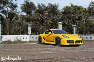 caymanpalem-01 (Spotlight // TechArt Porsche Cayman from Palembang)