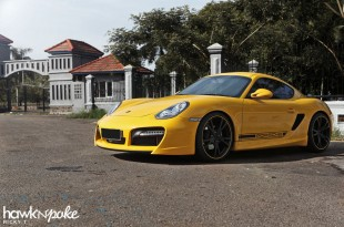 caymanpalem-05 (Spotlight // TechArt Porsche Cayman from Palembang)