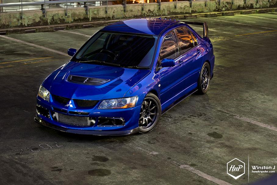 Blue Evo Mr 78