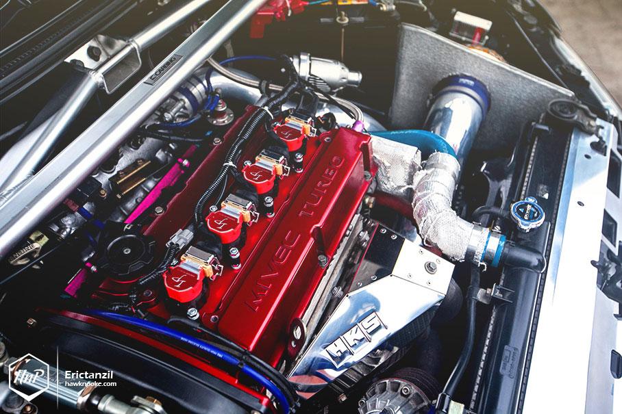 Velocity 3037s Hks Evo Ix Mr From Surabaya