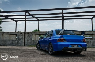 evolutionduel-07 (Warriors of the Rising Sun // Lancer Evolution VIII Duo Photoshoot)