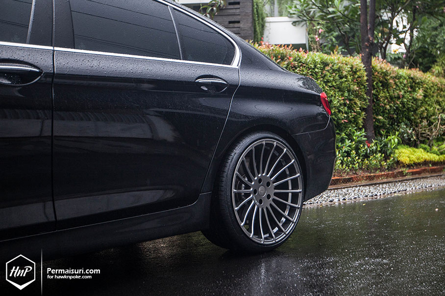 Permaisuri Thursday Bmw 5 Series F10 On Hamann