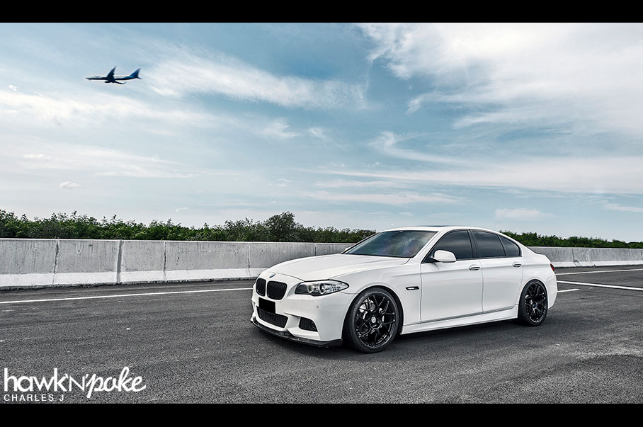 Show Off F10 5 Series On Hre