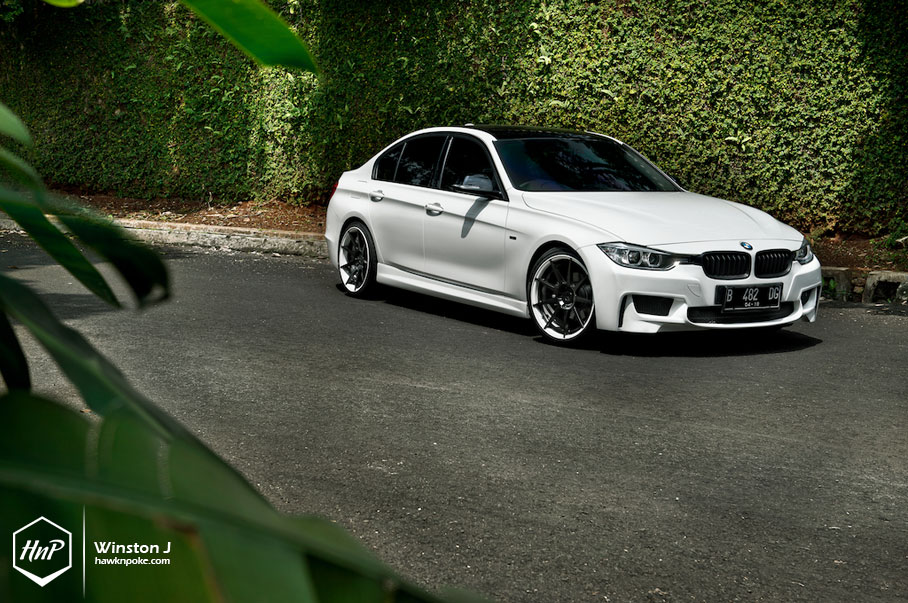 Born To Be Armand S F30 On Bc Forged