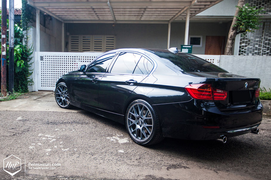 permaisuri thursday bmw f30 3 series on bbs ch r. Black Bedroom Furniture Sets. Home Design Ideas