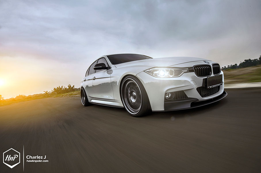 Lavish Desires Bmw 3 Series F30 On Vorsteiner