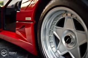f40bangkok-07 (HnP Bangkok Trip 2014 // Capturing the Ferrari F40)