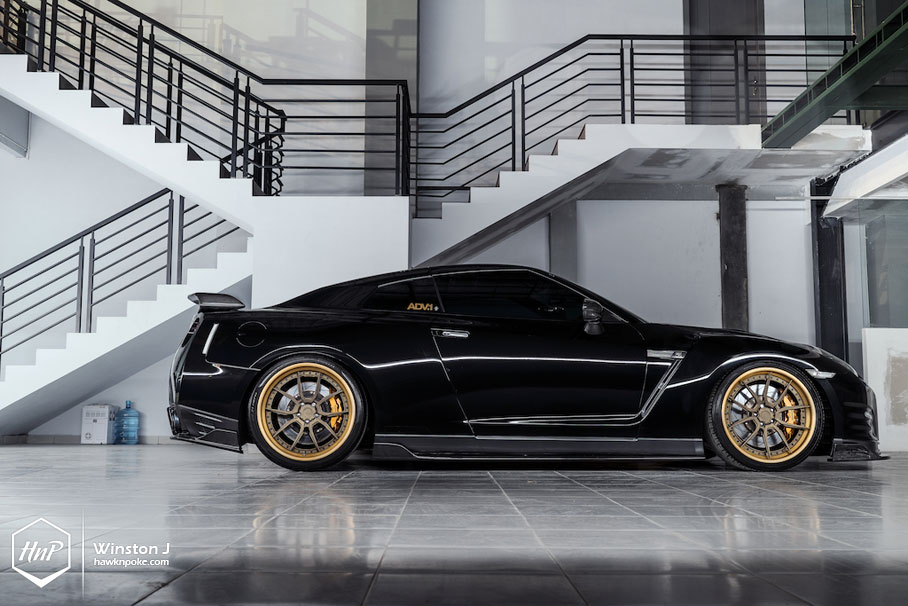 Gold In The Rough Gt R R35 On Adv 1