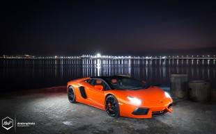 jul14s (Wallpaper Wednesday // Lamborghini Aventador from Bali)