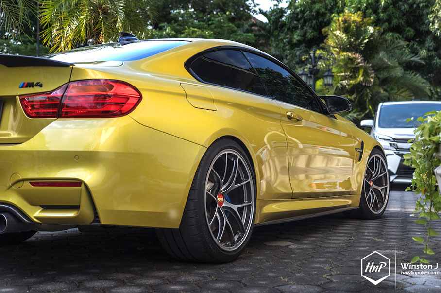 perfecting the composition bmw m4 on bbs. Black Bedroom Furniture Sets. Home Design Ideas