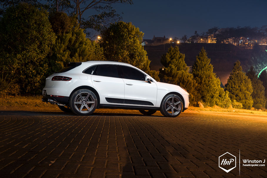 High Performance Tires >> Power Growl // Macan on ADV.1
