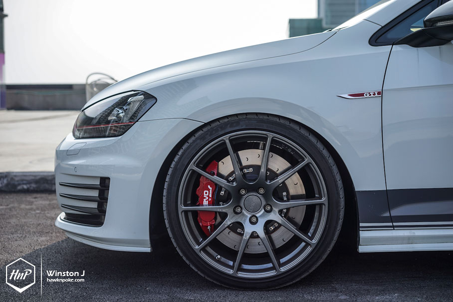 Powerhouse Anthony S Gti Mk7 On Revo