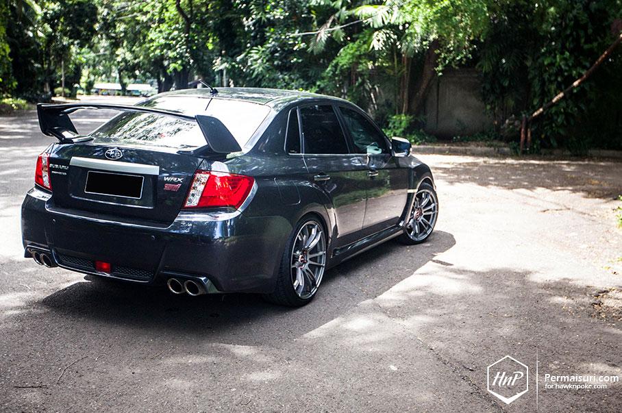 2014 Subaru Impreza Wrx Sedan >> Permaisuri Thursday // Impreza WRX STI on Rays