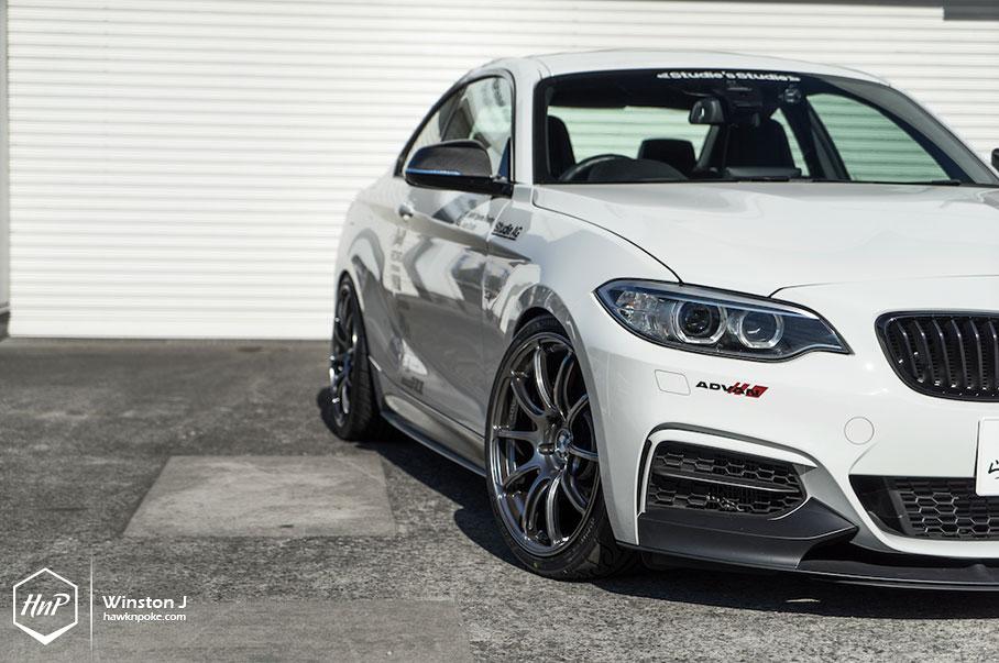 High Points Studie AG BMW Mi - Bmw 235 price