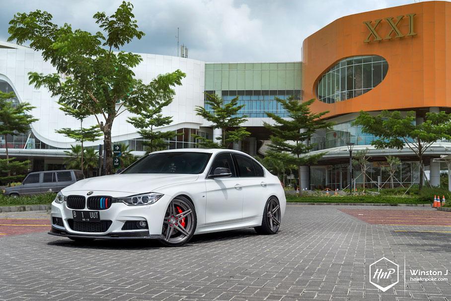 Lights & Flashes // Uut's BMW 335i F30 on ADV 1